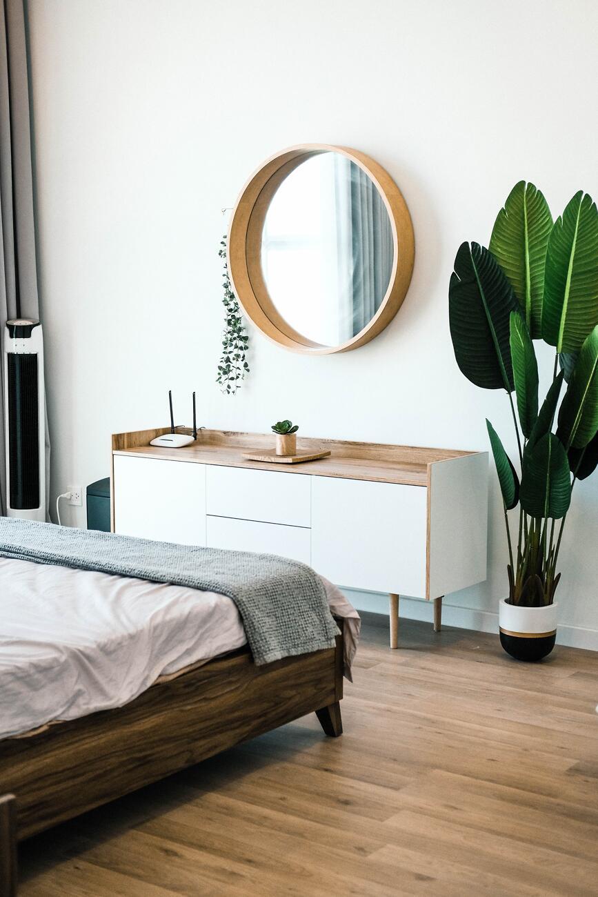 A természetes anyagoknak köszönhetően a skandináv stílusú lakberendezés mindig kellemesnek tűnik, nem ridegnek.