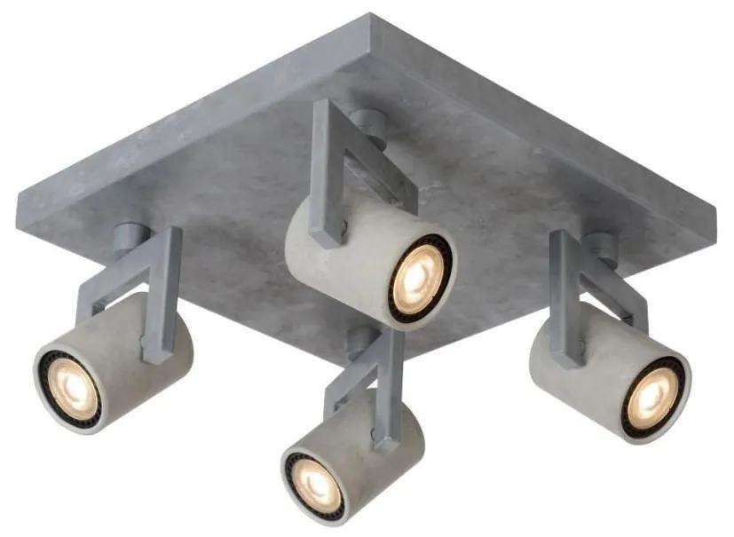 Lucide Lucide 05913/19/36 - LED spotlámpa CONNI-LED 4xGU10/5W/230V 30 cm LC0943