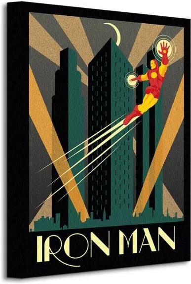 Vászonkép Marvel Deco (Iron Man) 30x40cm WDC92240