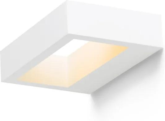 RENDL R10467 COSETTE LED fali lámpa, gipsz gipsz