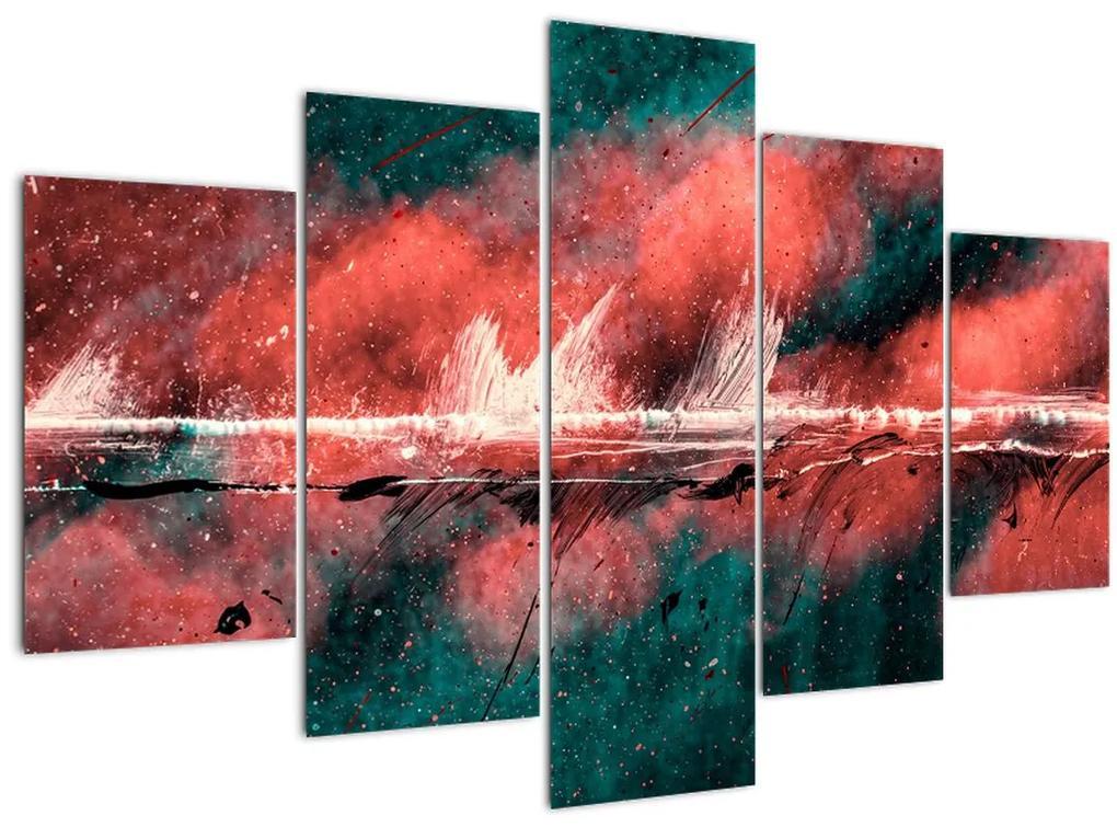 Kép - Robbanás a kerozinban (150x105 cm)