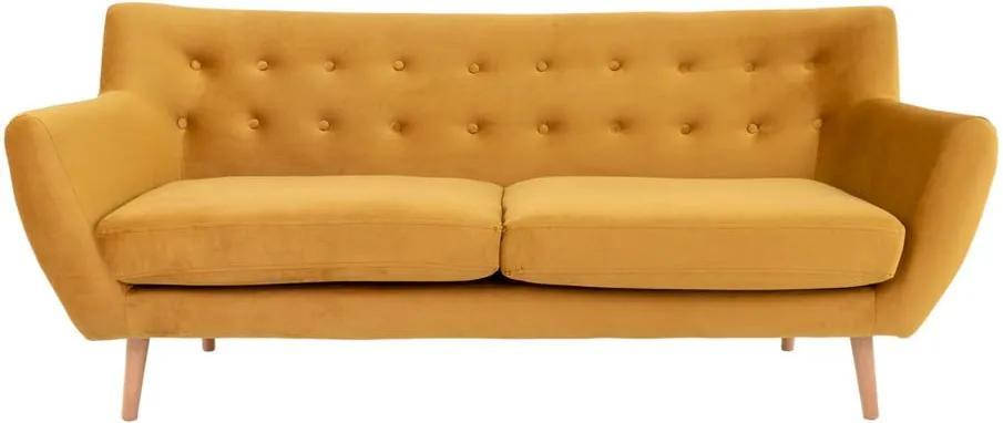 Monte sárga kanapé - House Nordic