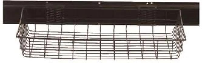 G21 felfüggesztési rendszer BlackHook big basket 62x31x10 cm - (635016)