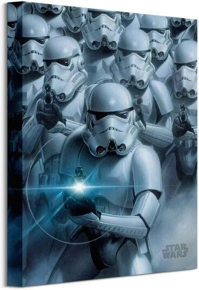 Vászonkép Star Wars (Stormtroopers) 30x40cm WDC92713