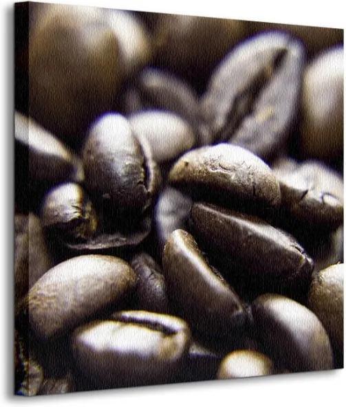 Vászonkép Illatos kávészemek Pictaker 40x40cm CKS0530