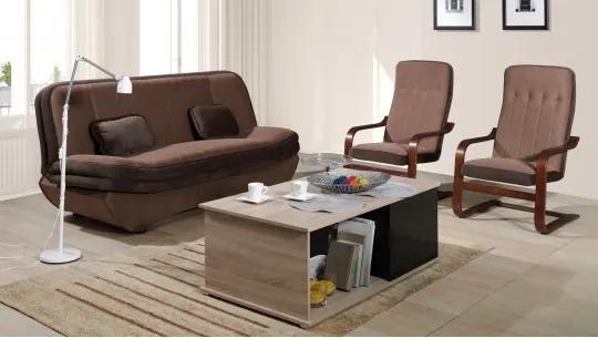 Ibiza 3+1+1 ágyazható ülőgarnitúra