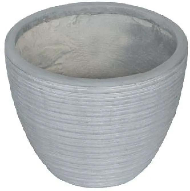 G21 Stone Ring virágcserép 31x25cm - (6392601)
