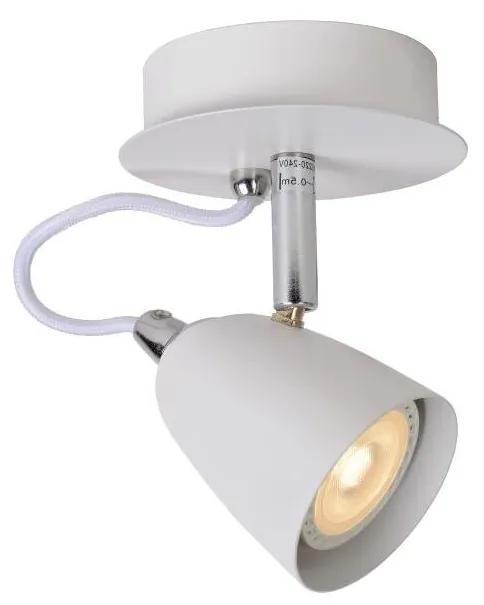 Lucide Lucide 26956/05/31 - LED spotlámpa RIDE-LED 1xGU10/5W/230V fehér LC1544