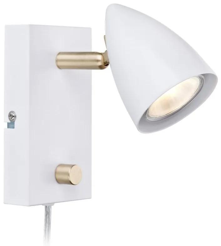 Markslöjd Markslöjd 106317 - Dimmelhető fali lámpa CIRO 1xGU10/35W/230V ML0354