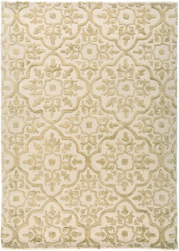 Knightsbridge bézs kézzel szőtt szőnyeg, 200 x 290 cm - Flair Rugs