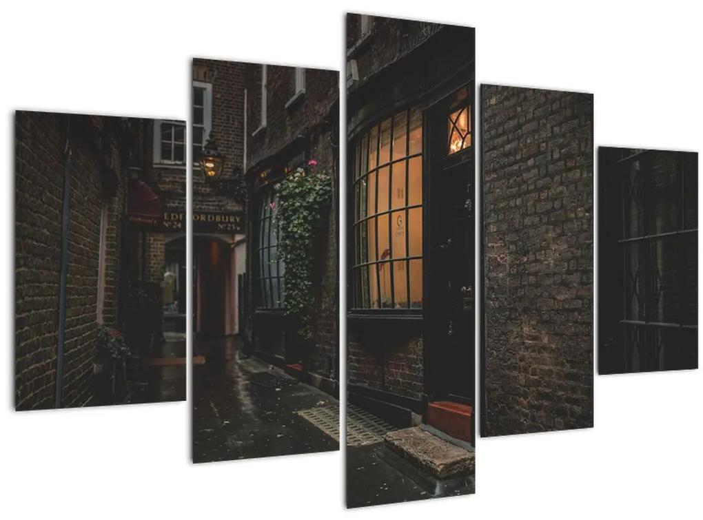 Kép - Londoni utca (150x105 cm)