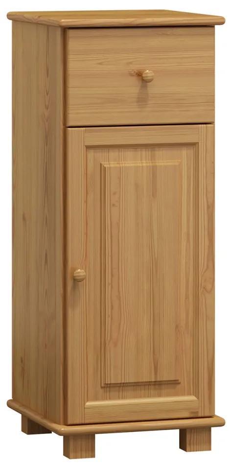 AMI butorok Komoda olše dveře hloubka 47 cm