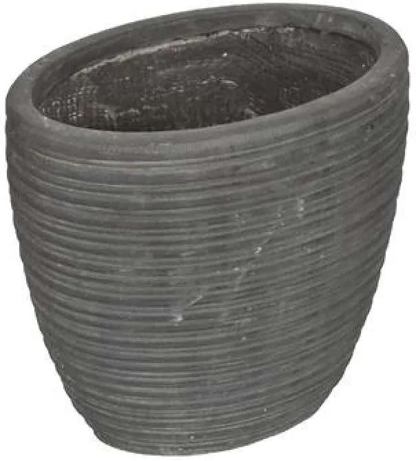 G21 Stone Style virágcserép 29x18x27cm - (639258)