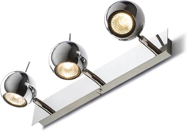 RENDL R10604 GLOSSY spot lámpa, készlet króm