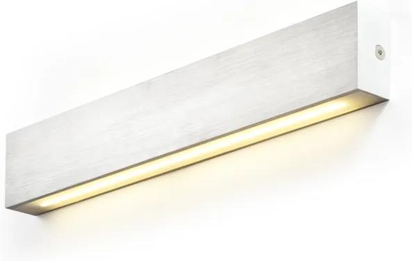 RENDL R10198 INTERIA LED fali lámpa, hosszanti alumínium