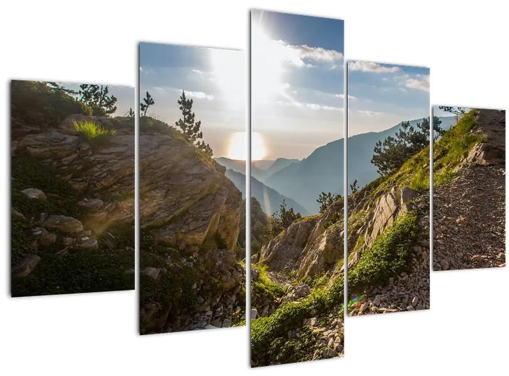Kép - Olimpusi hegy (150x105 cm)