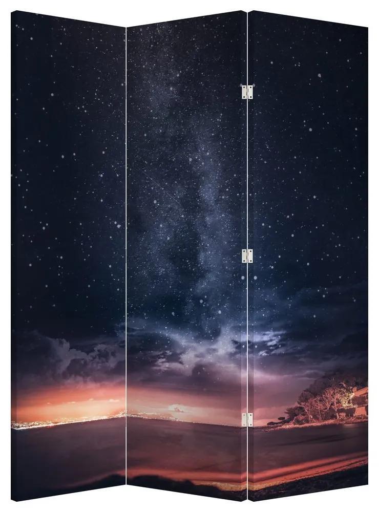 Paraván - Égbolt tele csillagokkal (135x180 cm)