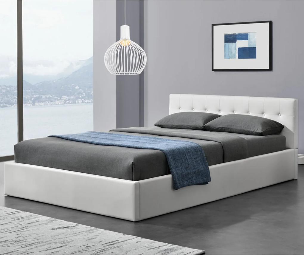 Kárpitozott ágy ,,Marbella