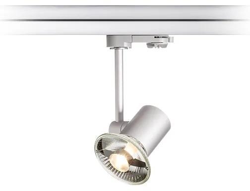 RENDL R10564 FAX LED sínek és rendszerek, 3F spot ezüstszürke