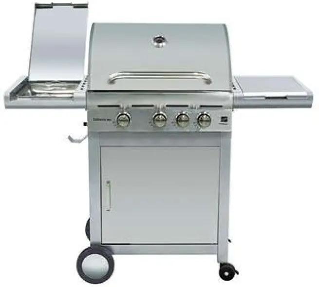 G21 California BBQ Premium line grill, 4 égőfej + ajándék nyomáscsökkentő  - (6390305)