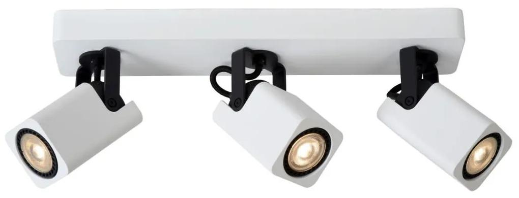 Lucide Lucide 33961/15/31 - LED spotlámpa ROAX 3xGU10/5W/230V fehér LC1858