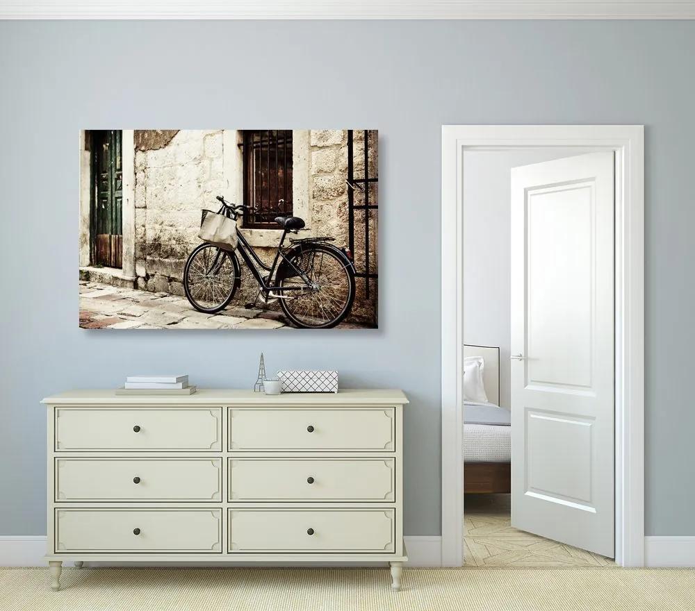 Kép retro bicikli