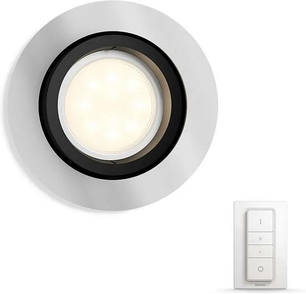 Philips Philips 50411/48/P7 - LED Dimmelhető lámpa HUE MILLISKIN 1xGU10/5,5W P2394