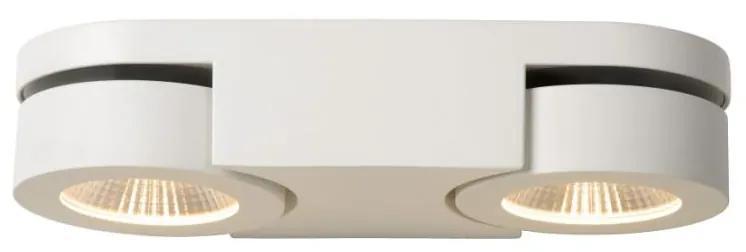 Lucide Lucide 33258/10/31 - LED spotlámpa MITRAX 2xLED/5W/230V fehér LC1849