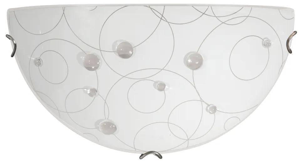 Rabalux Rabalux 1960 - Fali lámpa JOLLY 1xE27/60W/230V RL1960