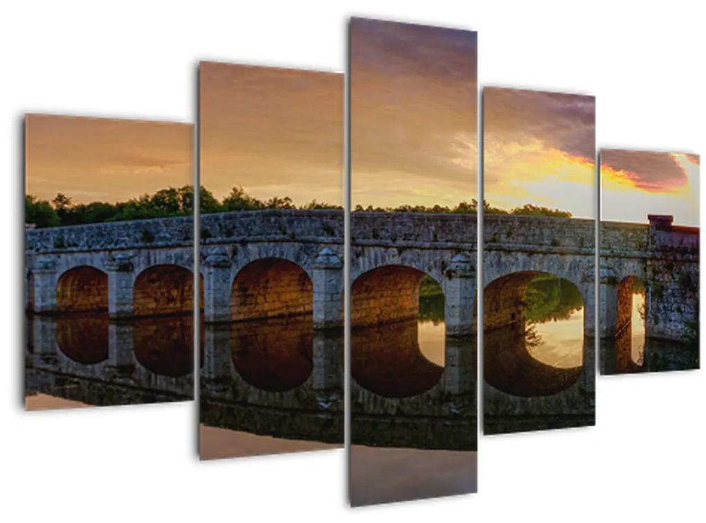 Híd képe (150x105 cm)