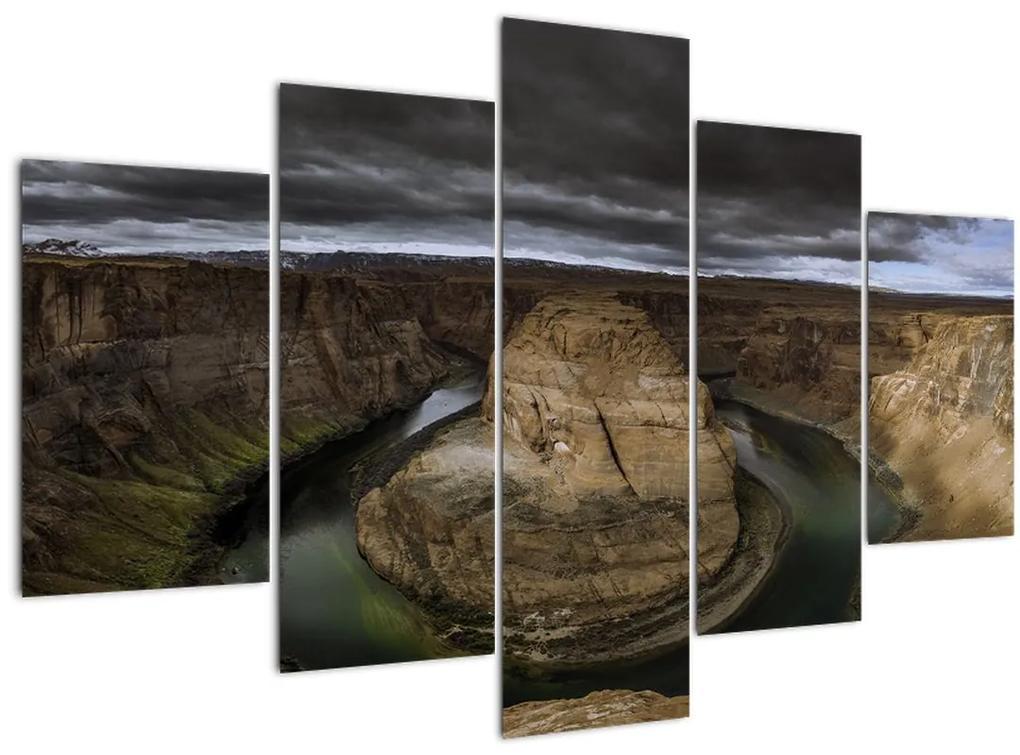 Kanyon képe (150x105 cm)