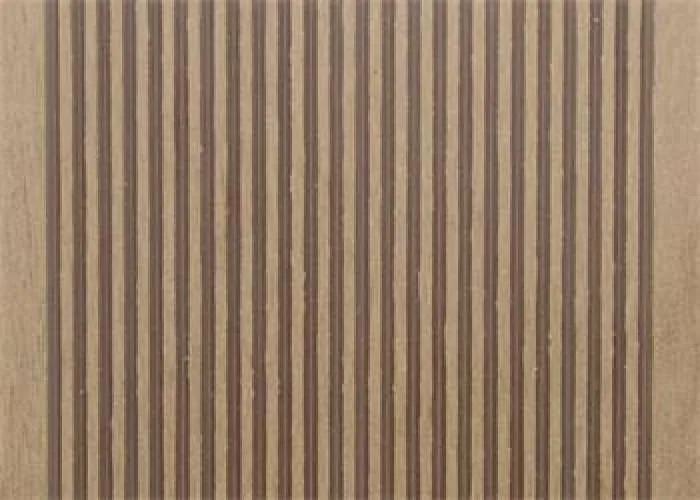 G21 kültéri burkolólap  2,5*14*300cm, Dió, matt WPC - (6390992)