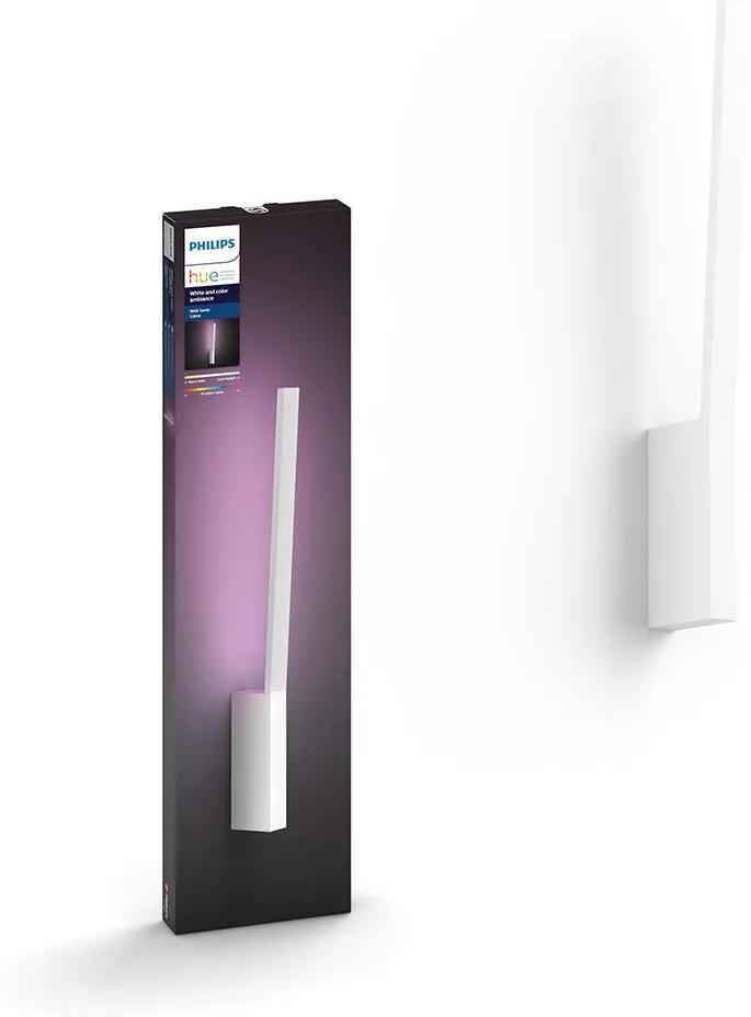 Philips Philips 40902/31/P9 - LED Fali lámpa HUE LIANE 1xLED/12W/230V P3108