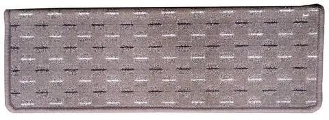 Valencia lépcsőszőnyeg, bézs, 24 x 80 cm, 24 x 80 cm