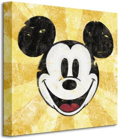 Vászonkép Disney Mickey Mouse (Squeaky Chic) 40x40cm WDC95198
