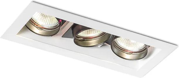 RENDL R10205 MONE mennyezeti lámpa, készlet fehér