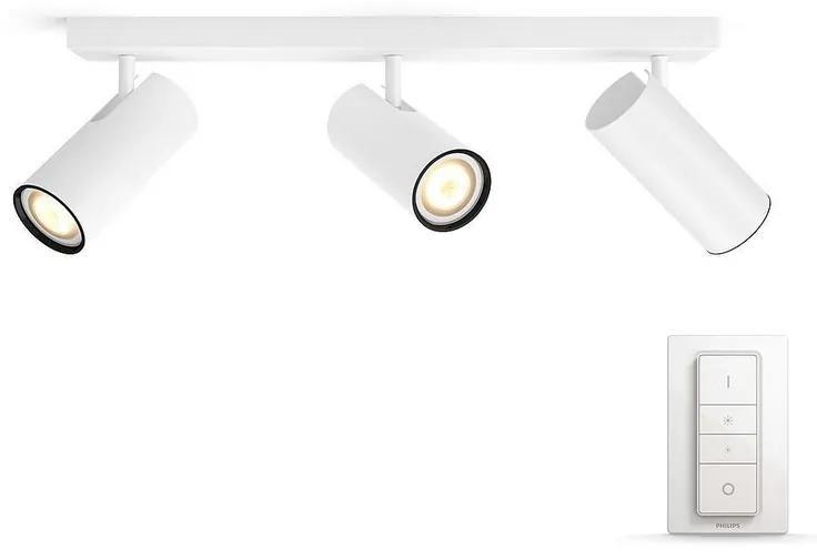 Philips Philips 50463/31/P7 - LED Dimmelhető spotlámpa HUE BURATTO 3xGU10/5,5W P2382