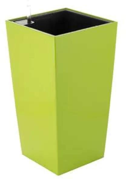 G21 önöntöző kaspó Linea small 55 cm, zöld - (6392442)