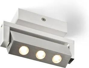 RENDL R10177 TICO LED spot lámpa, forgatható alumínium