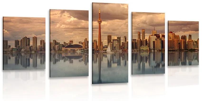 5 részek kép modern nagyváros