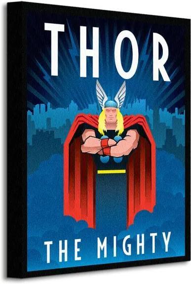 Vászonkép Marvel Deco (Thor) 30x40cm WDC92238