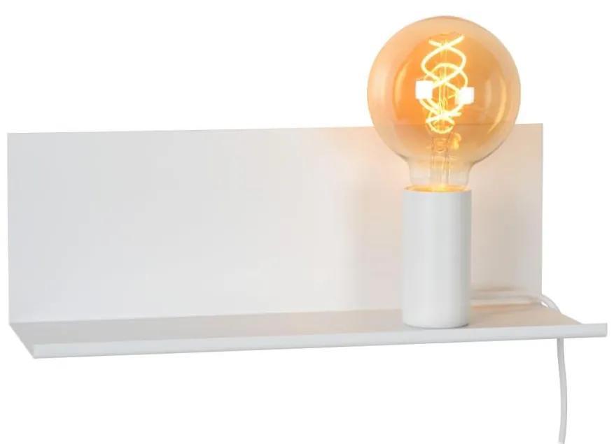 Lucide Lucide 06218/01/31 - Fali lámpa SEBO 1xE27/40W/230V fehér LC2279