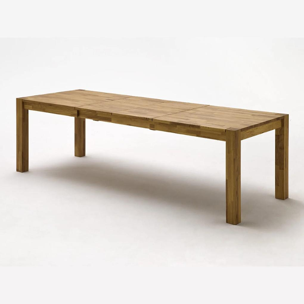 PETER Tölgyfa Bõvíthetõ Étkezõasztal 160cm