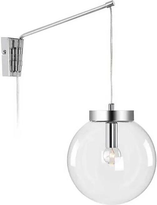 Markslöjd Markslöjd 107591 - Fali lámpa SICILY 1xE14/40W/230V ML0490