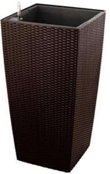 G21 önöntöző kaspó Linea ratan big 76 cm - (6392463)