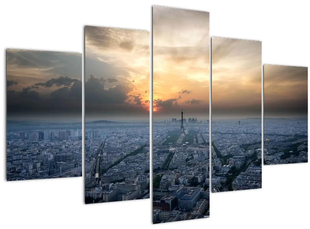 Kép - Párizs magasból (150x105 cm)