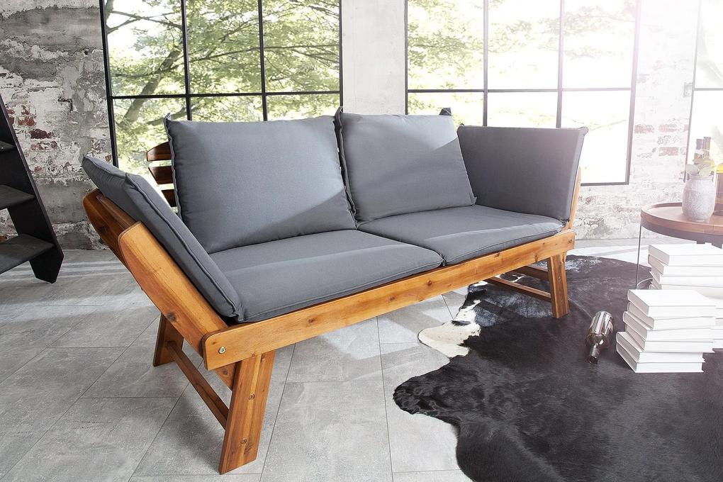 MODULAR kerti kanapé