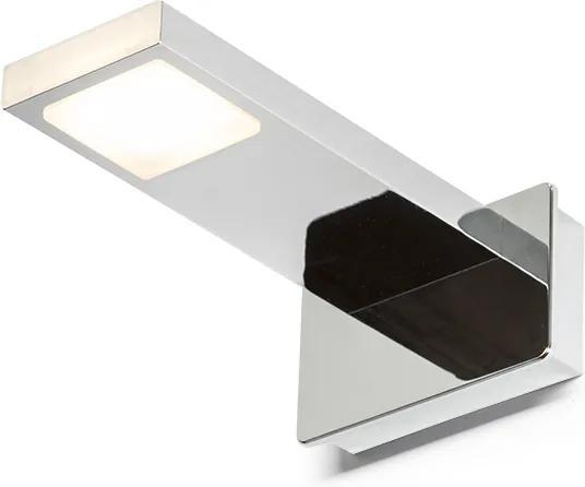 RENDL R10612 PARAGNA LED fali lámpa, fürdőszoba IP44 króm