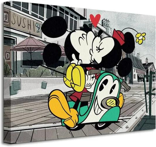 Vászonkép Disney Mickey Shorts (Mickey and Minnie) 40x30cm WDC92532