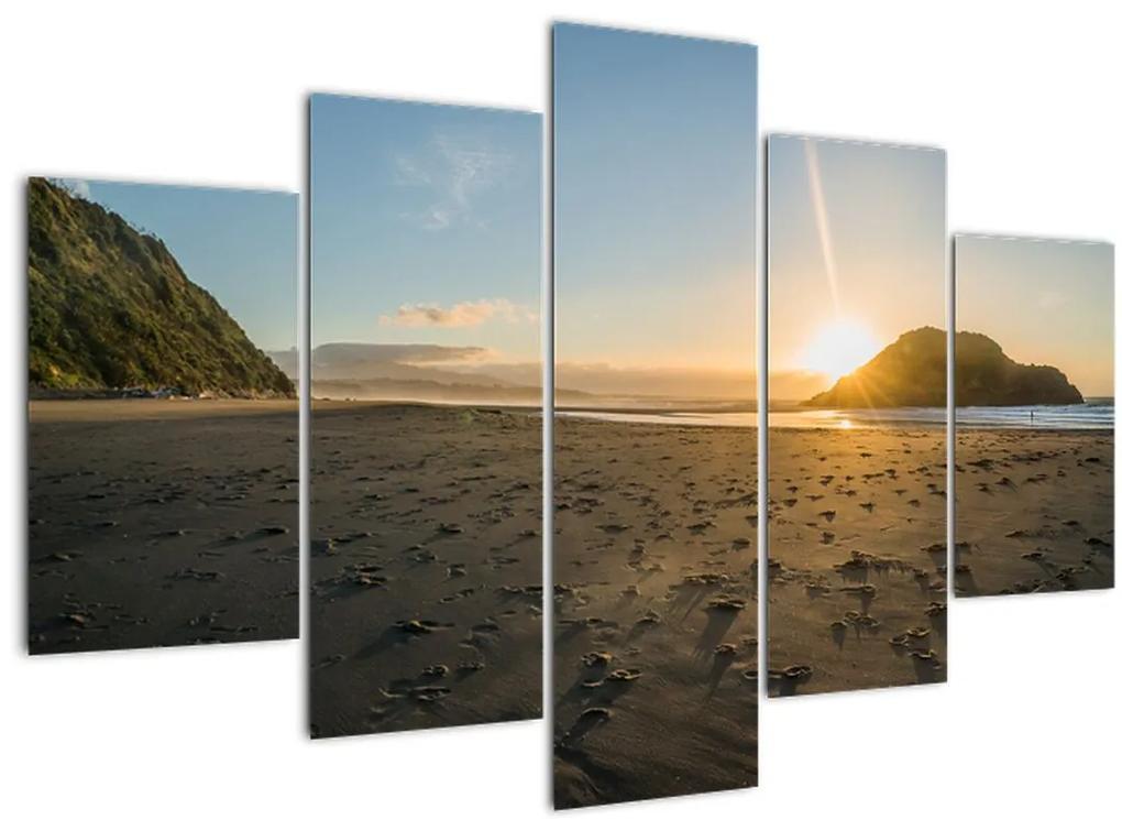 Strand képe (150x105 cm)